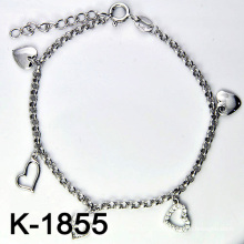 Micro Pave que fija la joyería de la plata esterlina 925 (K-1855. JPG)