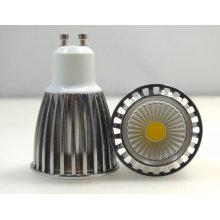 Nueva lámpara del proyector de la aleación de aluminio 7W COB LED