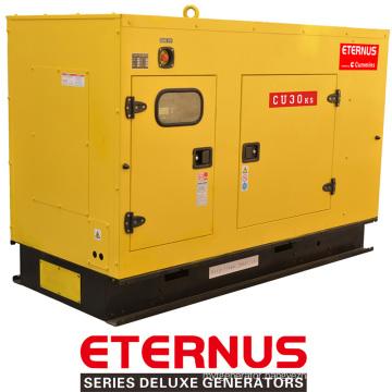 Generator Set Diesel for Bank (BU30KS)