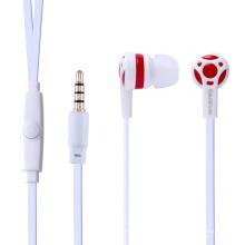 Fone de ouvido barato com cabos planos para promoção