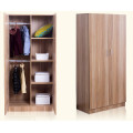 New Wooden Melamine Bedroom Wardrobe Closet Cupboard for Hotel Project (Factory price)