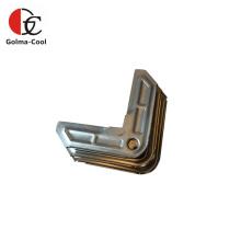 Prensa elétrica de aço galvanizado para canto TDF