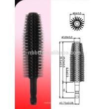 Silicona cepillo de mascarilla delgado estereoscópico