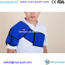 Reusable Cold Therapy Wrap Baseball Shoulder Ice Packs for Sports Injuries