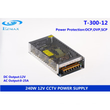 Fuente de alimentación 12V Fuente de alimentación CCTV Fuente de alimentación industrial