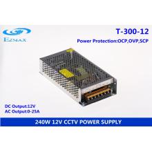 Fonte de alimentação de 12V CCTV Fonte de alimentação industrial