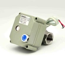 Ce Elektrisches Ventilantrieb Motorisiertes Steuergerät Ventil 2 Wege Motorventil (T15-S2-B)