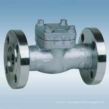 Válvula de retención de acero fundido