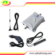 12v~24v 2G GSM 900MHz 55dB Gain Cell Phone Signal Booster Repeater Amplifier Kit in Car Bus Boat Truck