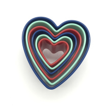 Plastic Heart Cookie Cutter
