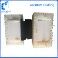 Vacuum casting in rapid prototyping large vacuum casting
