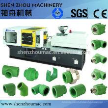 Máquina de moldagem por injeção / tela Multi para escolha / alta qualidade Importado mundialmente famoso componente hidráulico