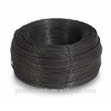 Schwarz geglühter Eisendraht von Fabrik hergestellt