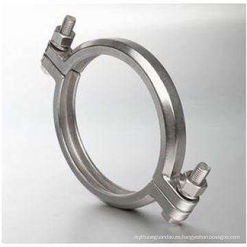 Tubo de acero inoxidable sanitario 304 Tubo de manguera 316L Tri Clamp