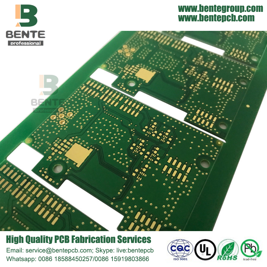 PCB standard 2 couches FR4 ENIG PCB Electronics