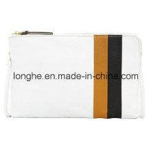 Contrast Construction Casual Lady Handbag (LY0227)