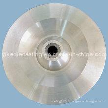 Pièces d'usinage de précision de pièces usinées CNC