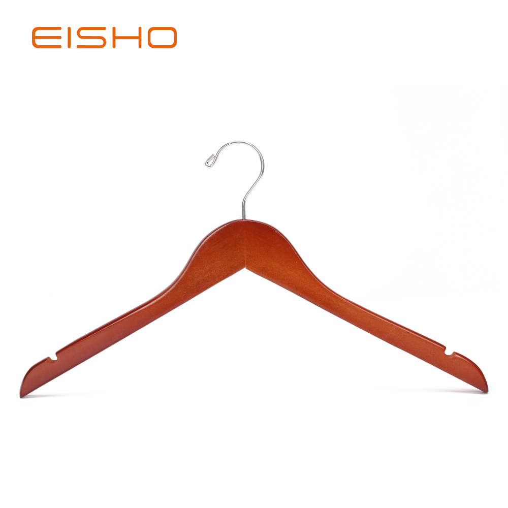 EWH0012wood-hanger-shirt-hanger-coat-hanger-wooden-clothes-hanger