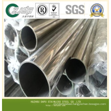 Manufacturer ASTM 310 304 Stainless Steel Pipe/Tube