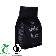 Selo de calor inferior quadrado Eco Bag Logo atacado na China