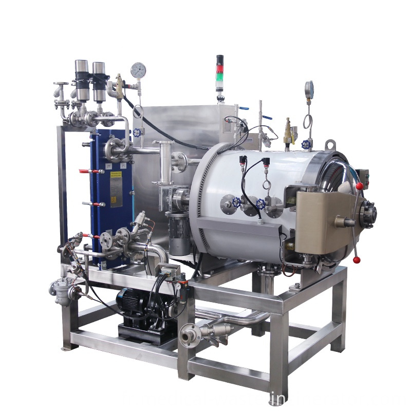 Food Processing Autoclave