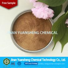 Dust Control / Animal Feed Additive Calcium Lignosulfonate Price