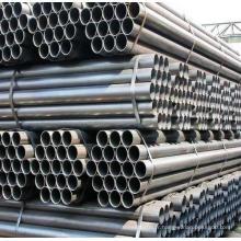 Tuyau d'acier rond soudé S235jr / tube en acier