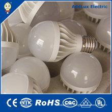 Éclairage économiseur d'énergie d'ampoule de ce UL 5W E27 LED