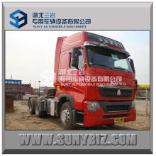 Sinotruk HOWO T7h 6X4 290-540HP Sattelzugmaschine