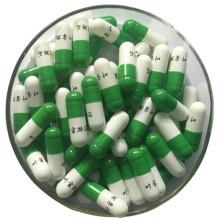 Edible medicine halal empty gelatin capsules