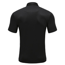 Men's Dry Fit Soccer Wear Polo Shirt
