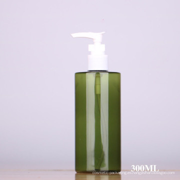 Botella de la bomba de la loción 300ml para el cosmético (NB20108)