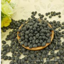 Feijão preto grande orgânico de alta qualidade com grão de soja amarelo / preto com preço de fábrica do núcleo verde