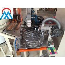 Máquina automática del cepillo del clavo de la tapa de la botella del eje de alta velocidad del CNC / cepillo automático del clavo que hace la máquina / cepillo de la botella que acolcha la máquina