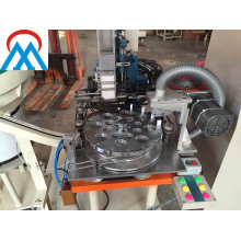 CNC automático de alta velocidade 2 eixos tampa de garrafa de unhas escova máquina / escova de unhas que faz a máquina / escova de garrafa de máquina de tufagem