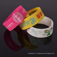 Популярные рекламные подарки силиконовый браслет быстрой доставки