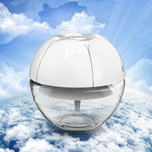Purificador de aire Ambientador Ionizador limpiador con 10 ml de fragancias