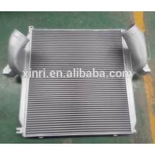 Турбоинтеркулятор с алюминиевым самосвалом для промежуточного охладителя Mercedes-Benz 9425010201 NISSENS: 96972