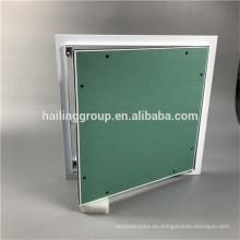 Panel de acceso de aluminio de la fábrica de China