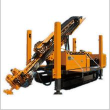 Máquina de perforación de pozos de agua hidráulica portátil