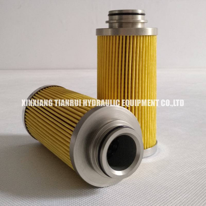 custom oil filter element