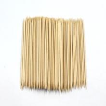 Amazon Hot Selling Bamboo Sticks Bamboo Skewers With Custom Logo