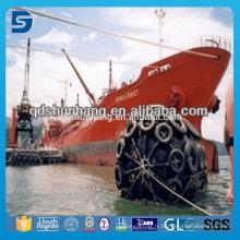 Amortisseur pneumatique de bateau de protection de port pour le navire d'arrimage