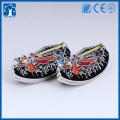 Fábrica de metal customizada para emblema de metais personalizados para presente para decoração