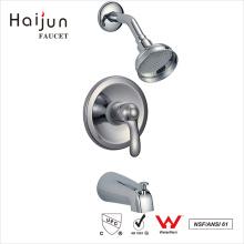 Haijun Mordern 0.1 ~ 1.6MPa ahorro de agua de latón montado en la pared grifo de la bañera