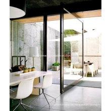 Vantage Residential Frame Pivot Aluminium Tür