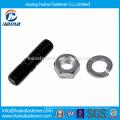 Конкурентоспособная цена Высокое качество DIN2509 Черные концы и гайка с двойным концом