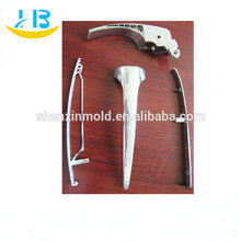 2017 hot selling shell injection plastic mold according to your requests