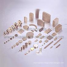 Samarium Cobalt Magnets in Different Shape