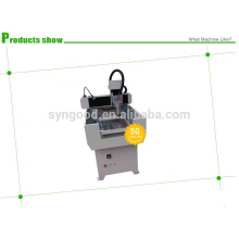 Metal Engraving Machine SG4040 cnc router spindle motor